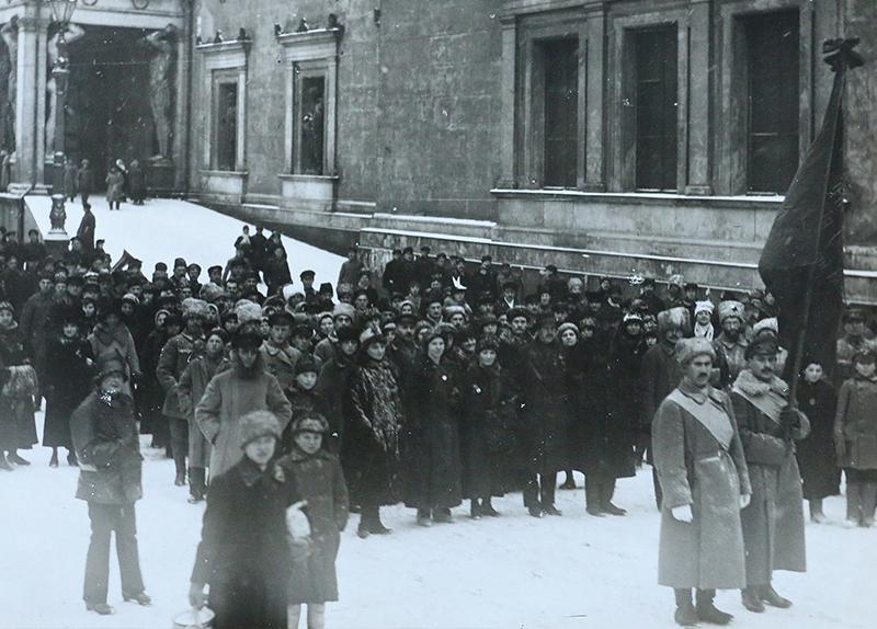 The Russian Revolution II0