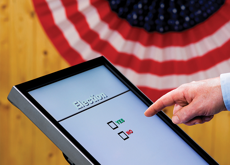 Do Electronic Voting Machines Improve The Voting Process?0