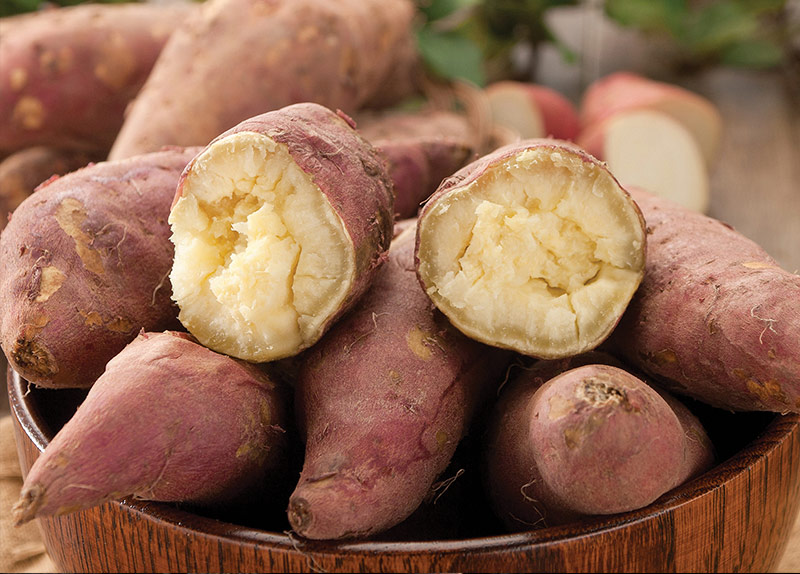 Are Sweet Potatoes Healthier Than Potatoes?