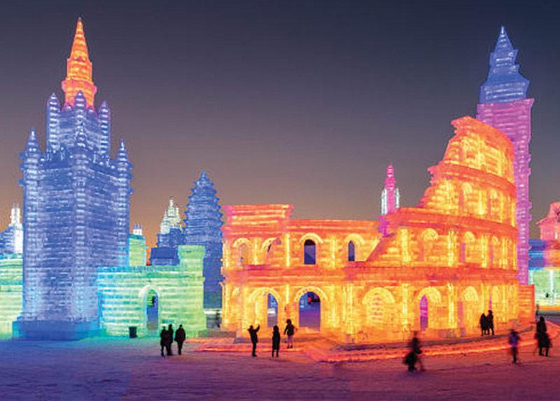 Harbin International Ice And Snow Sculpture Festival0