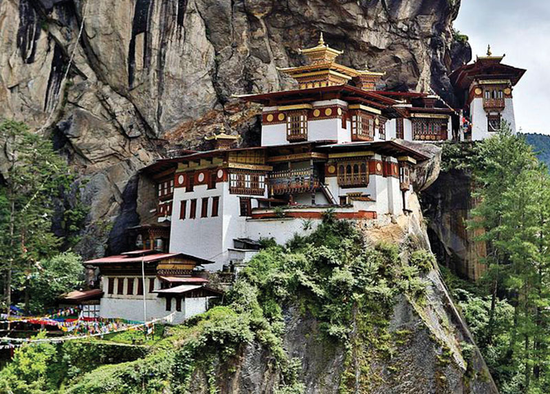 Bhutan, the Only Carbon-Negative Country in the World
