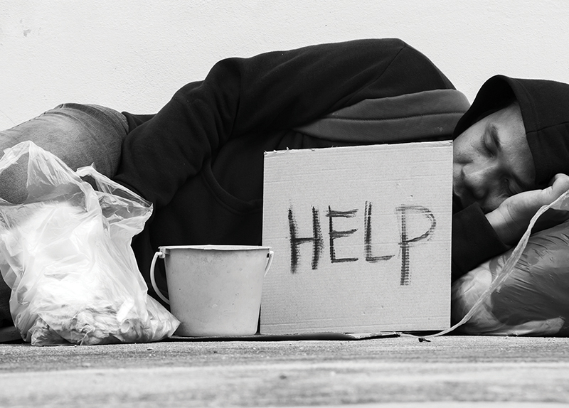 A Man Homeless for a Decade Finds a New Home