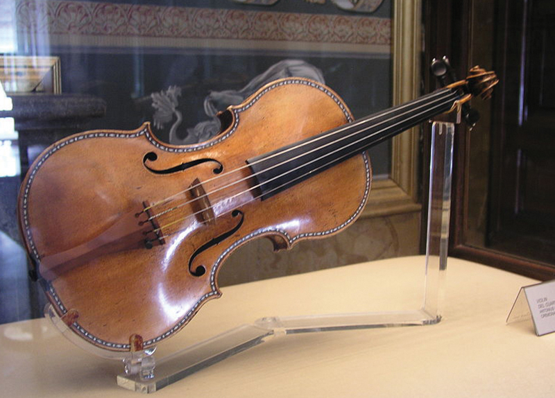 Scientists Test If Older Violins Are Really Better0