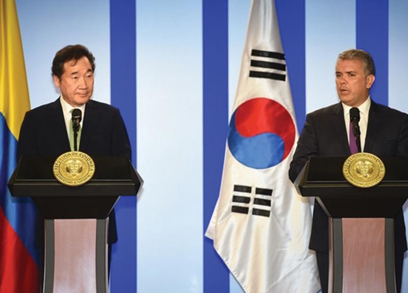 Colombian Ambassador: Colombian Troops in Korea Strengthened Brotherhood Between Korea and Colombia0