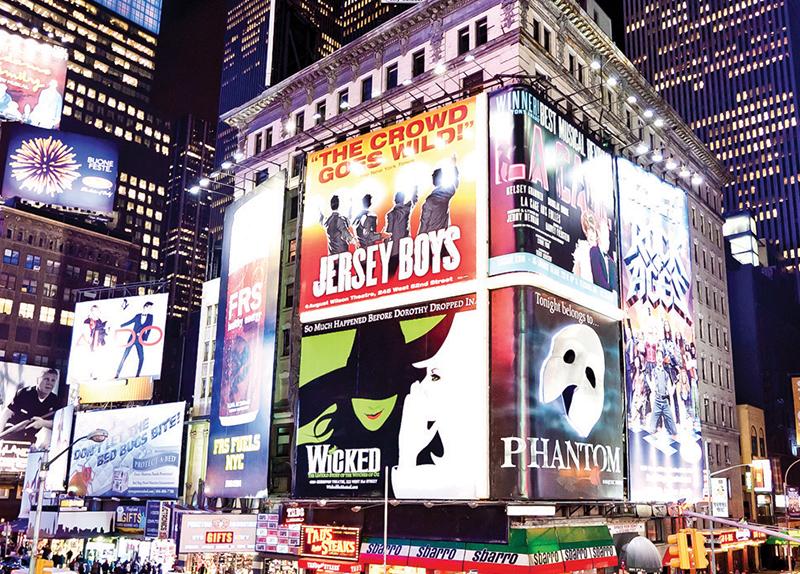 History of Broadway
