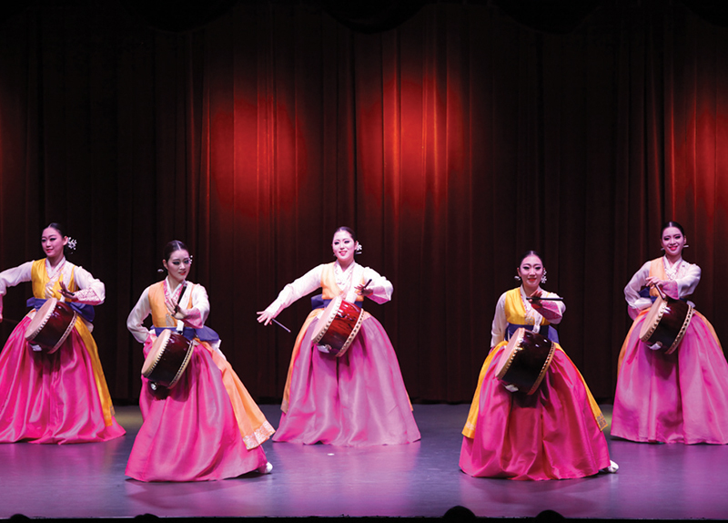 Ryu Dance Company's Two Honorable Awards0