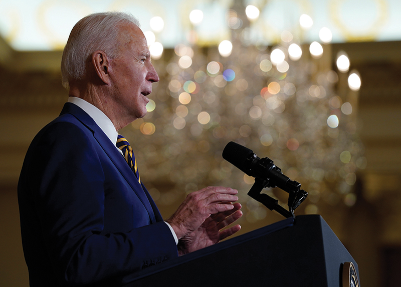 Biden Reexamines Arms Sales to the Middle East0