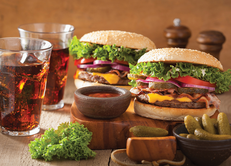 Can Fast Food Be Healthy?0