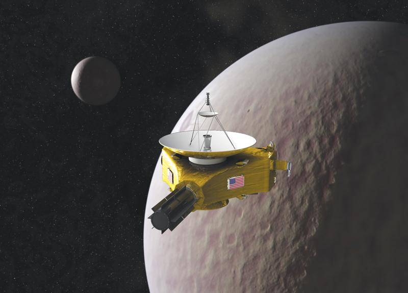 New Photos of Pluto