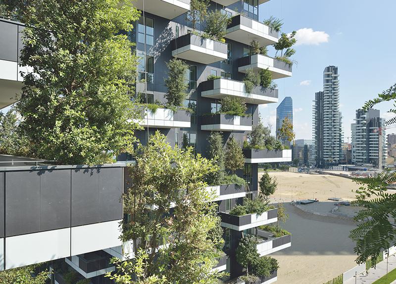 Plant Apartment