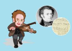 Young Genius Franz Schubert - People