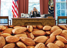 President Obama's Almond Joy! - World News