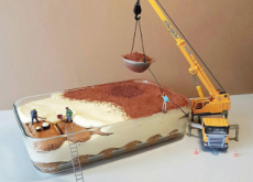 Huge Desserts or Tiny People? - What`s New?