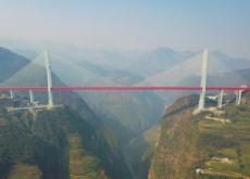 World's Highest Bridge - Aha!