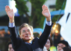 The 19th President, Moon Jae-in - National News