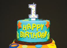 A Birthday For Three Generations - Aha!