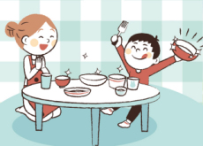 Should We Stay Seated During Meals? - Think Together