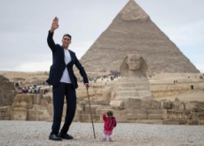 Meeting in Egypt - Focus