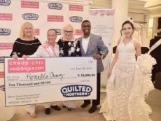 Toilet Paper Wedding Dress Contest - World News