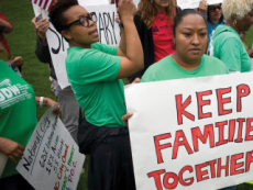 Immigrant Children Ordered to Appear in Court Alone - Focus