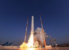 Korea Successfully Test-Launches A Rocket Engine - National News