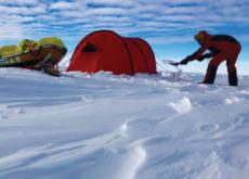 A Race Across Antarctica - Focus