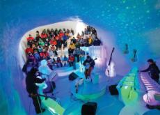 Ice Music Festival - Aha!