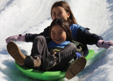 Snow Day At Garfield Park - World News
