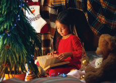 Gifting Books On Christmas Eve - Culture
