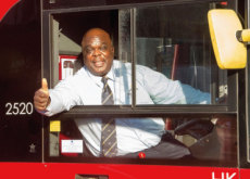 Happiest Bus Driver In London - Focus