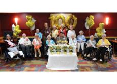 Retirement Community Celebrates Its 18 Centenarians - Focus