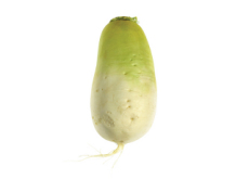 White Radishes Have Different Levels of Spiciness - Aha!