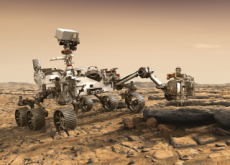 A Seventh-Grader Names the New Mars Rover - Science