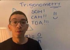 16-Year-Old TikTok Teacher - Focus