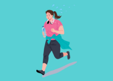 Dieting Versus Exercising - Think Together