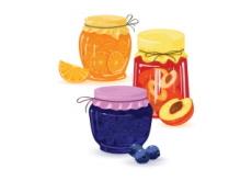Fruit Preserves Versus Fresh Fruits - Think Together