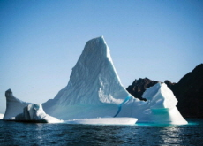 World's Largest Iceberg - Science
