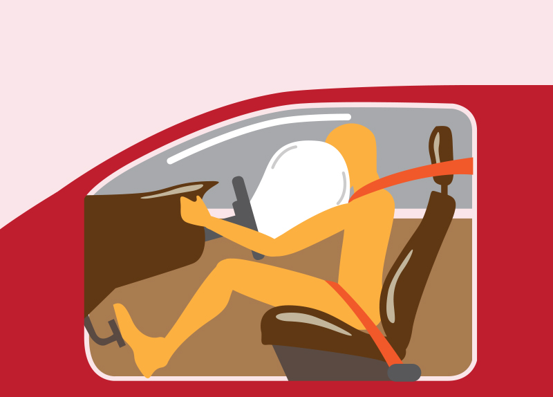 Airbag: save your life0
