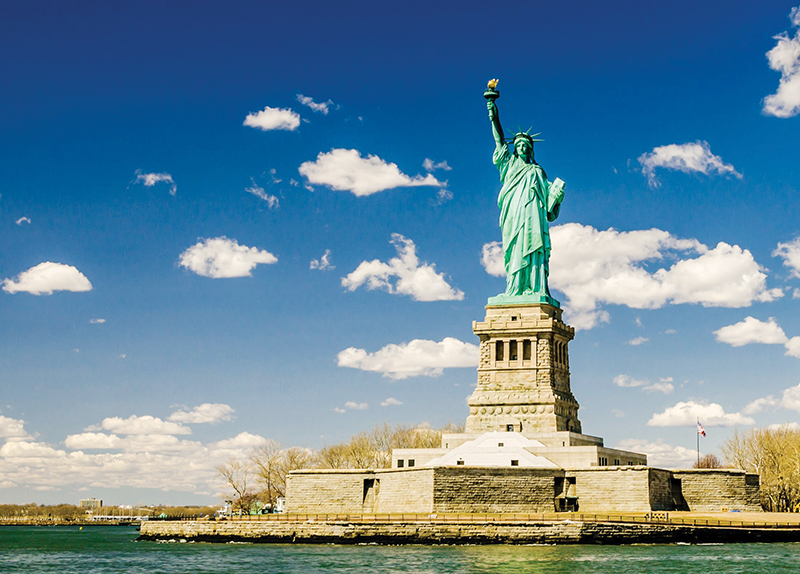 World Landmarks Series : Statue of Liberty0
