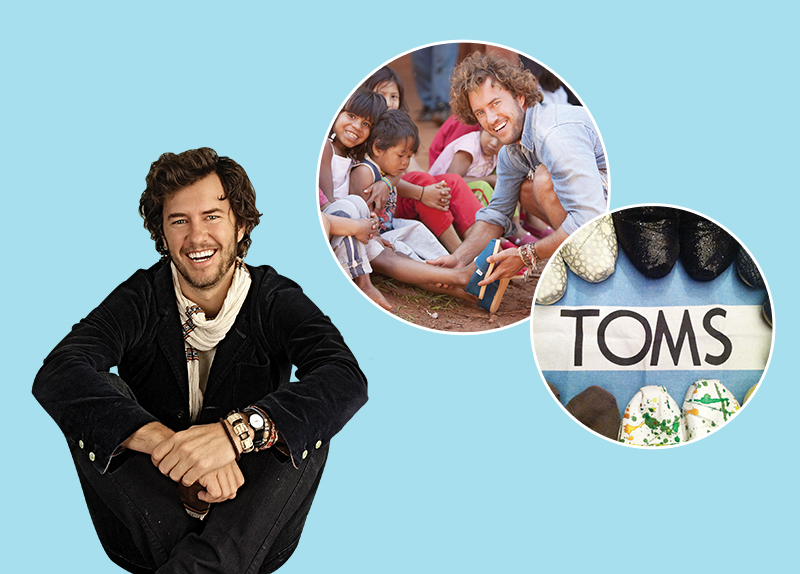 Toms Shoes Founder Blake Mycoskie0