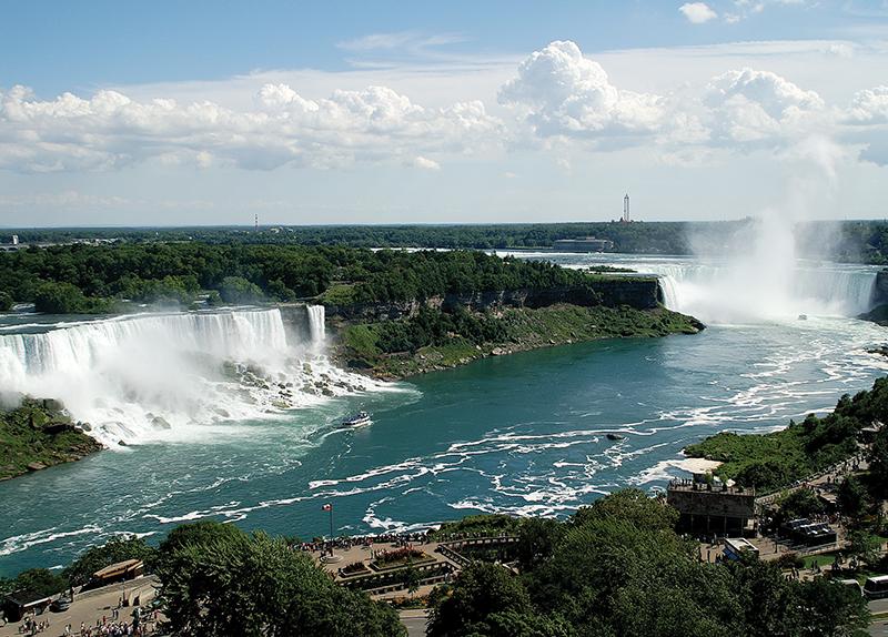 World Landmarks Series:Niagara Falls0