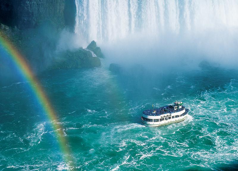 World Landmarks Series:Niagara Falls1