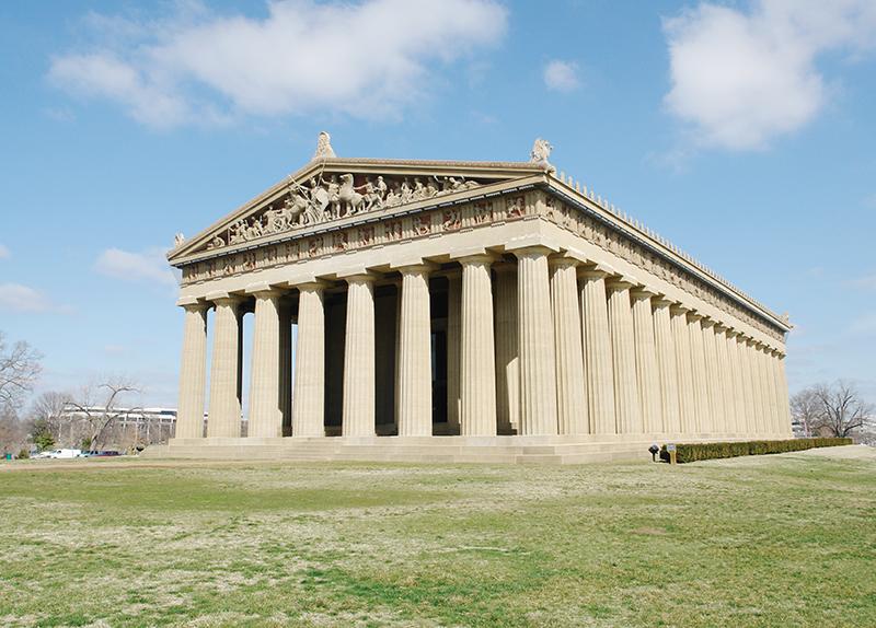 World Landmarks Series: The Parthenon0