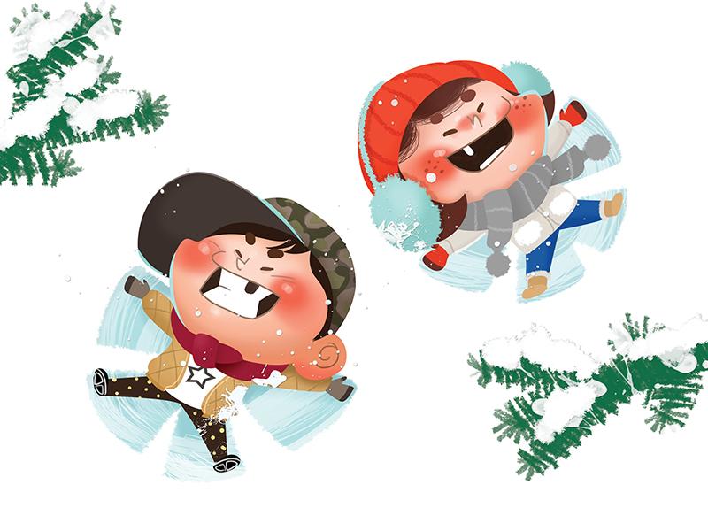 Let's Feel the Winter Spirit!0