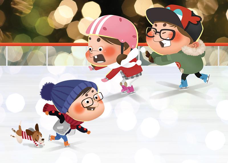 Let's Feel the Winter Spirit!3