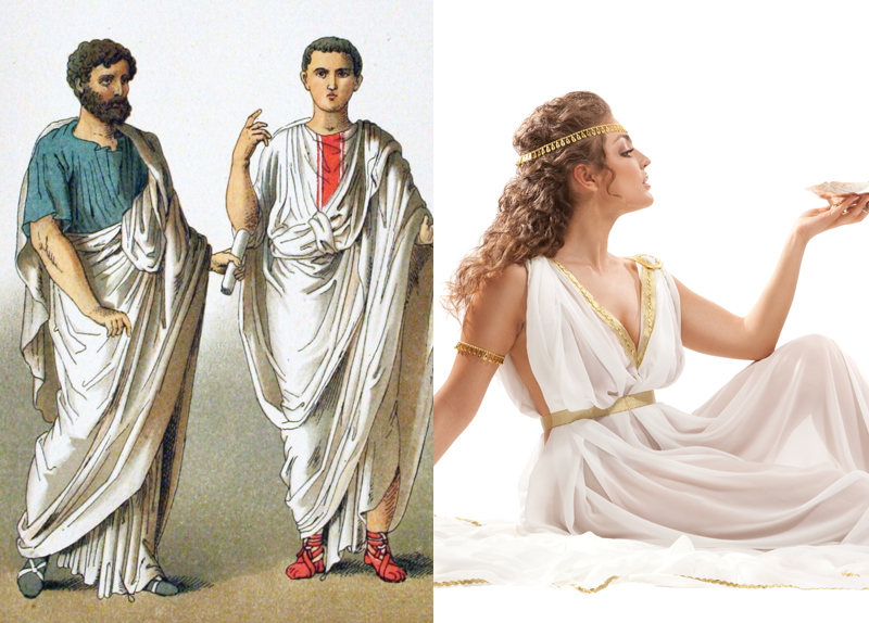 Tunic Of Ancient Greece And Rome0