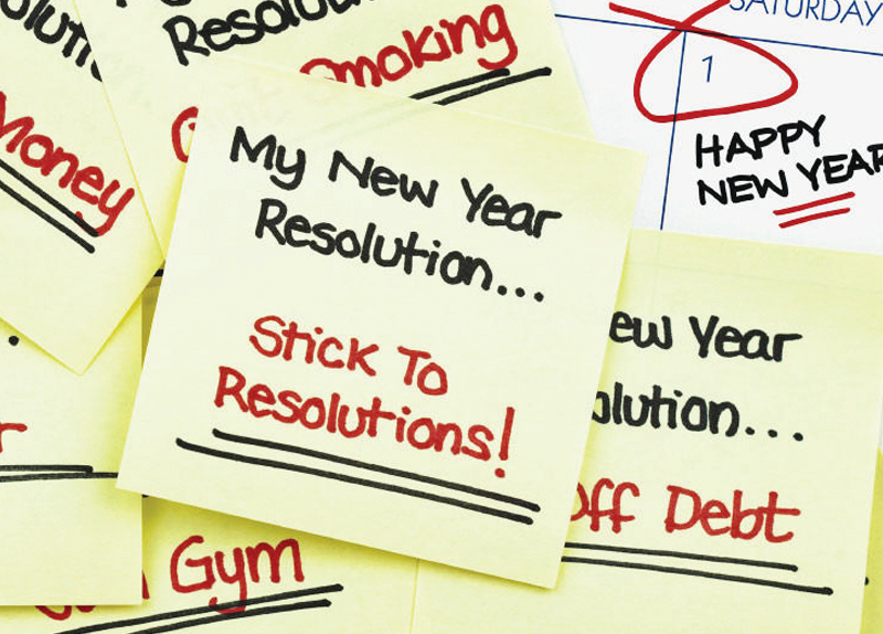 Let'''s Make New Year''s Resolutions!0