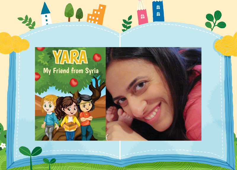 Yara, My Friend From Syria0