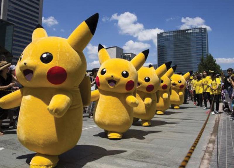 Yokohama's Pok?mon Festival0
