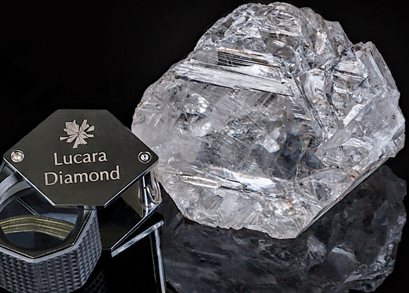 The Second Largest Diamond In The World0